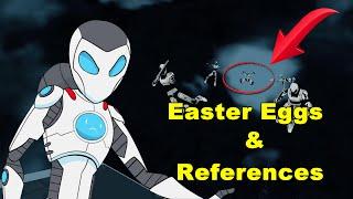 RWBY Volume 3   HIDDEN Easter Eggs & References   - EruptionFang