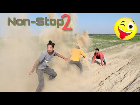 Comedy Non-Stop {Part 2}  2019 || Bindas Fun Joke ||