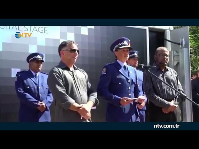 Yeni Zelandalı Müslüman polisten duygusal konuşma