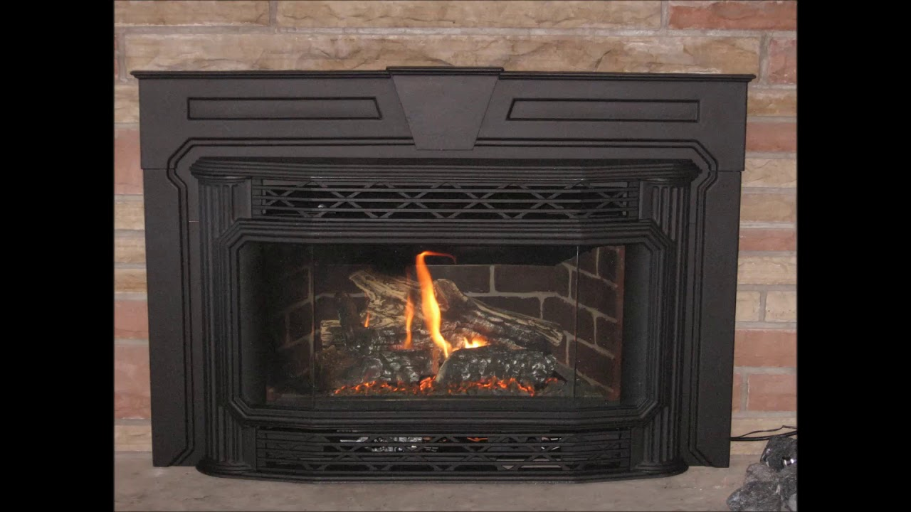 Gas Fireplace Insert Replacement Services And Cost In Las Vegas Nv