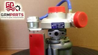 Турбокомпрессор Foton 1039/1049c(Турбокомпрессор для двигателя Foton 1049с - это агрегат, увеличивающий мощность двигателя. По факту, турбина..., 2016-08-16T11:24:43.000Z)