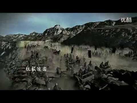 """Chinese ancient history(Large documentary: """"Chu eight hundred years"""" theme song)"""