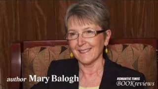 Author Mary Balogh on Her Most Frequently Asked Question