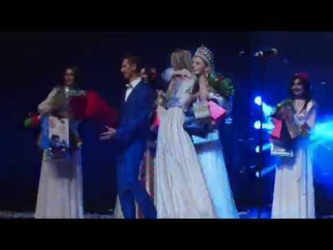 Miss Ukrainian Canada 2016 Crowning Moment