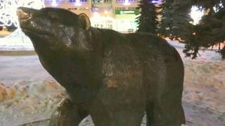 Достопримечательности Перми. Пермский мишка.(, 2015-11-18T15:54:28.000Z)