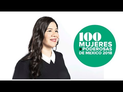 #MujeresPoderosas2018 | Mónica Ramírez, defensora de migrantes