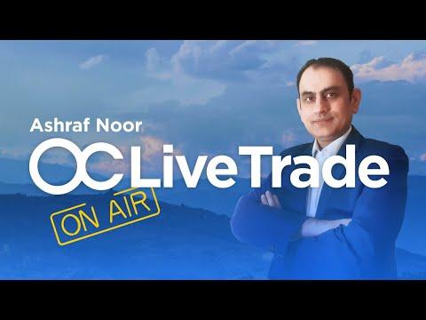 [URDU] Live trading session 2.08 with Ashraf Noor | OctaFX Forex Trading