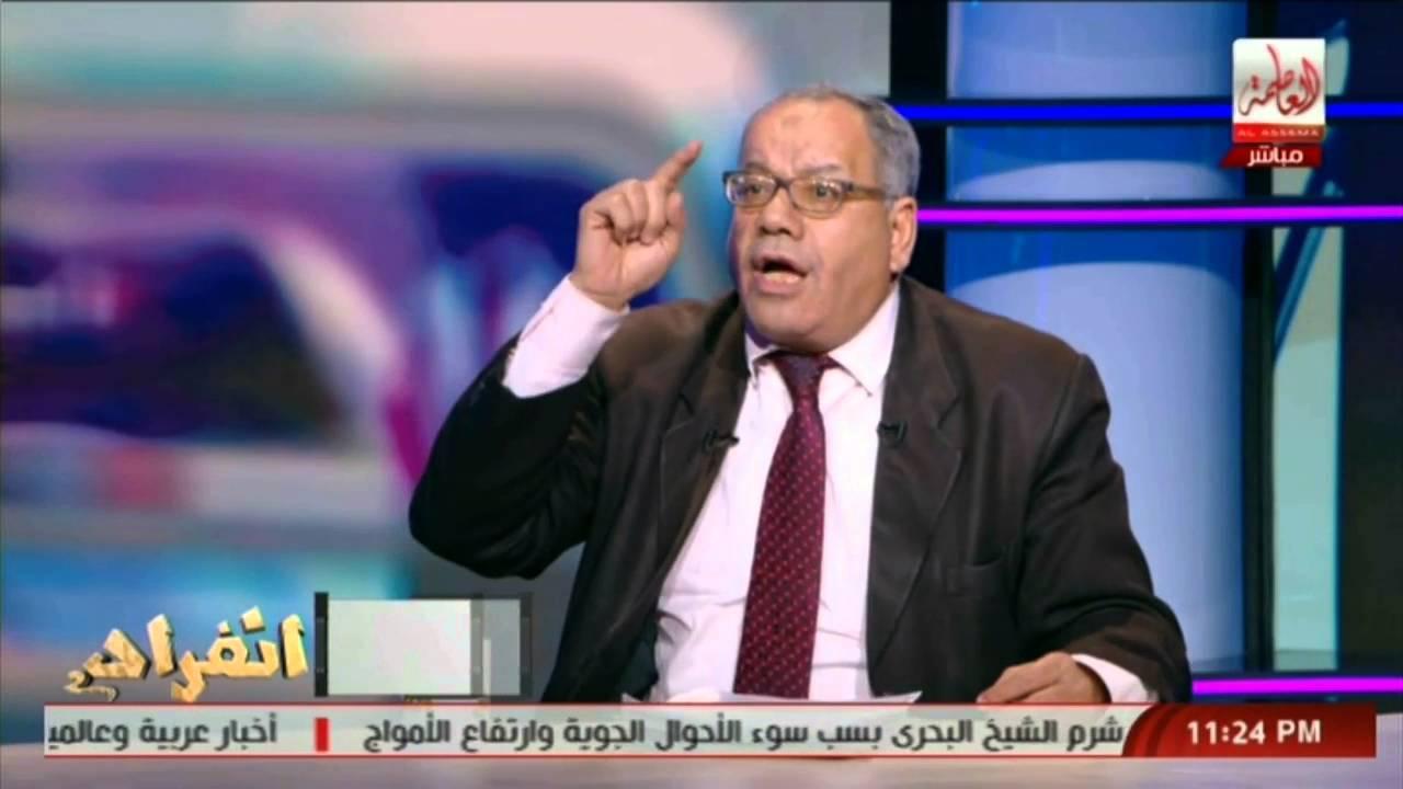 انفراد مع الدكتور سعيد حساسين مع المستشار نبيه الوحش ج1 by AlAssema Tv - 2016-