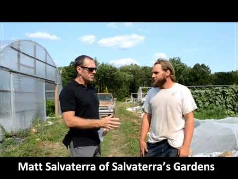 """Intensive Farming"" with Matt Salvaterra - Hunza Healthy Podcast"