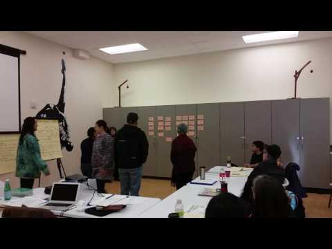 Learning new game in Inupiaq October 2016