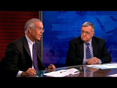 Shields and Brooks on the border crisis, Mideast violence - PBS NewsHour  - 2gb-_VAxpLE -