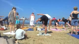 Yoga aan Zee bij Rapa Nui - zomer 2013 - deel 3: