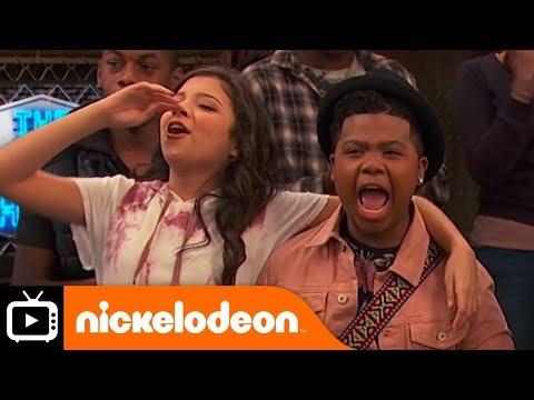Game Shakers | Big Time Gamer | Nickelodeon UK