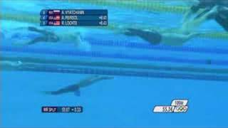 Swimming - Men's 200M Backstroke Final - Beijing 2008 Summer Olympic Games