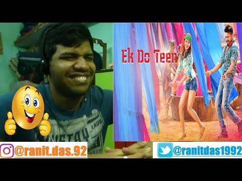ek do theen video song|ANJAAN|Suriya,Samantha|Reaction & Thoughts