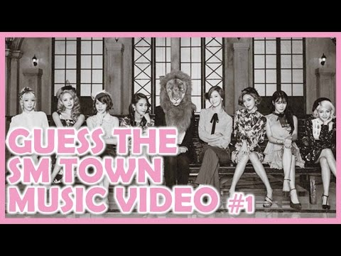 Kpop Quiz: Guess the SM Town Music Video #1