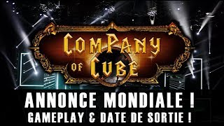 COMPANY OF CUBE GAMEPLAY REVEAL | PC E3 2018