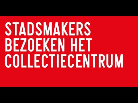 Amsterdamse Stadsmakers In Het Collectiecentrum