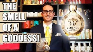 Versace Eros Pour Femme Fragrance / Perfume Review