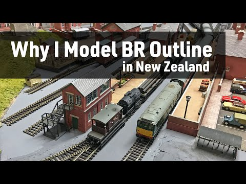 Why I Model BR Outline in New Zealand