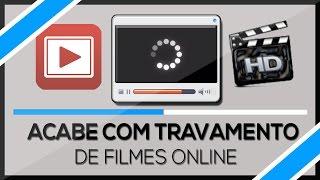 VÍDEO TRAVANDO MESMO CARREGADO - Youtube & Filmes Online
