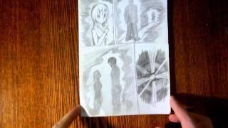 Мои школьные рисунки 1