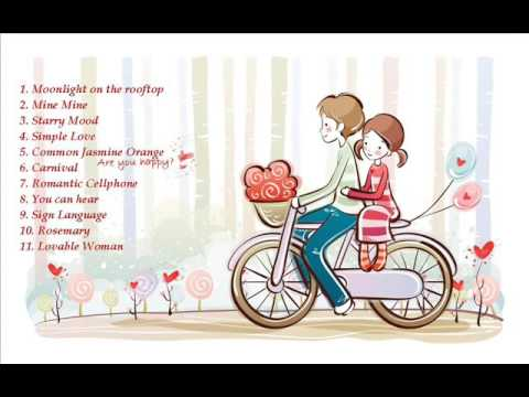[Jay Chou Playlist 2] Romantic Love Songs
