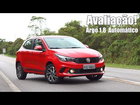 Fiat Argo 2018 1.8 Precision - Falando de Carro - Dauer: 7 Minuten, 56 Sekunden