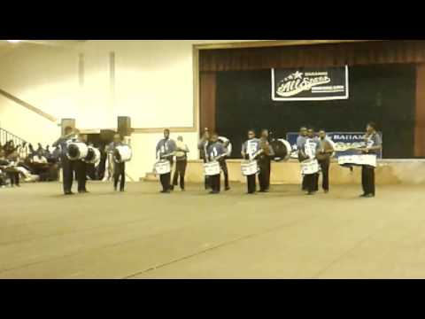 Urban Renewal Band 2016 Drumline