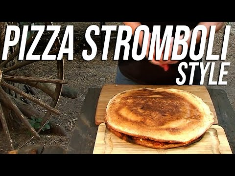 Pizza Stromboli Style Recipe by the BBQ Pit Boys