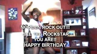 Happy Birthday Noreen!!