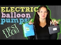 Electric Balloon Pumps Review and demonstration Borosino Lagenda