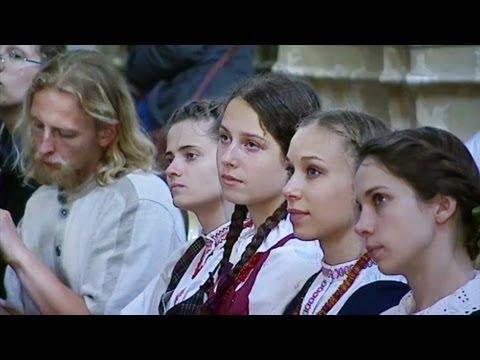 Curonian-Samogitian folk song | Šiaurės Žemaičių liaudies daina - Šilta šin vasarele