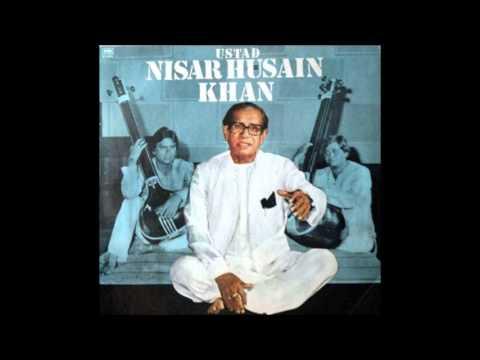 Ustad Nisar Hussain Khan- Raga Malkauns