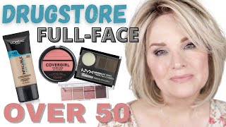 NEW DRUGSTORE MAKEUP TESTED / …
