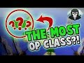 INSANELY OP CLASS + SALTY PLAYERS! ( Hypixel Skywars )