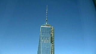 New York inaugura prima torre del WTC, la numero 4