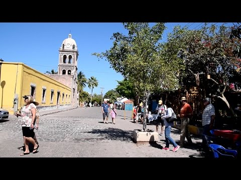 Loreto Mexico Baja California Sur Tour (HD)