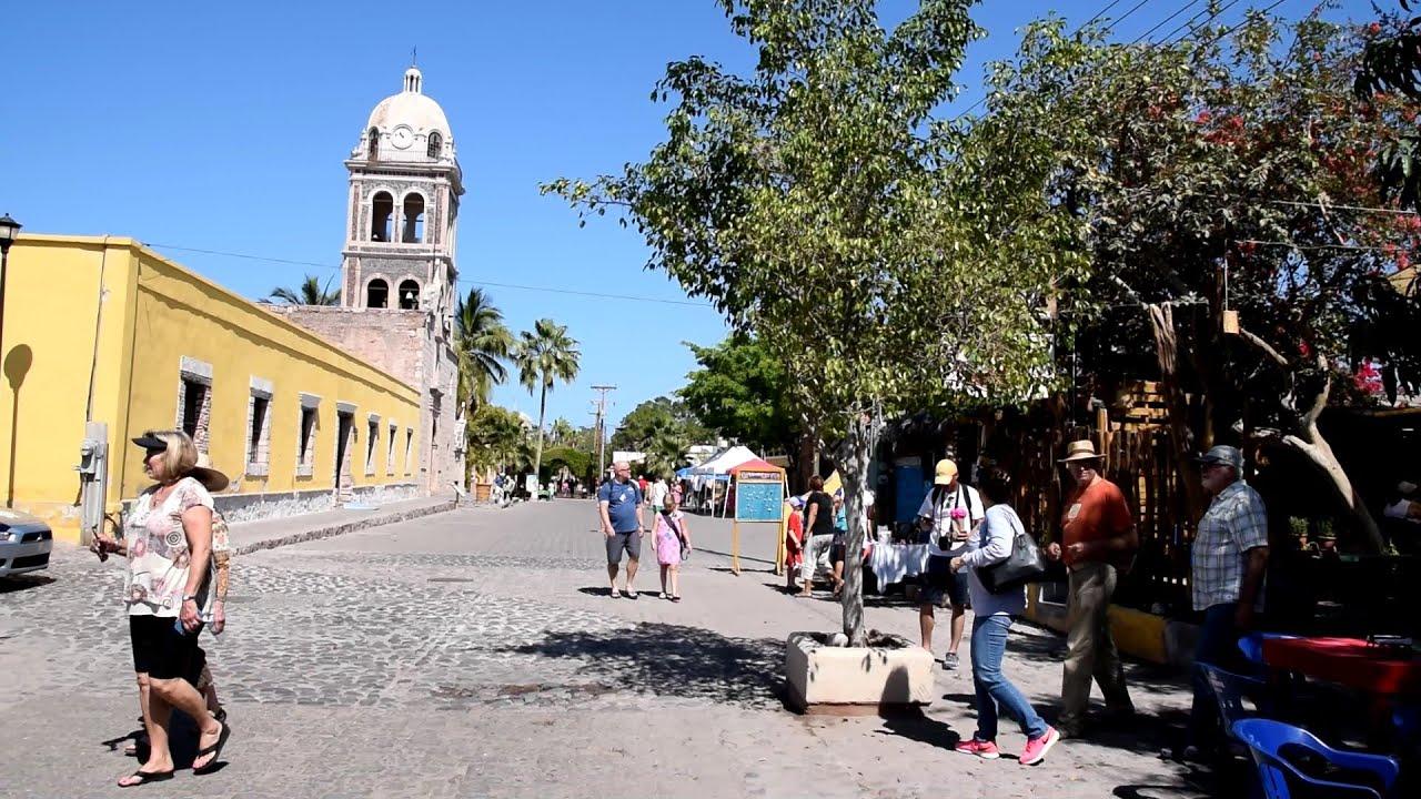 Tour Baja California