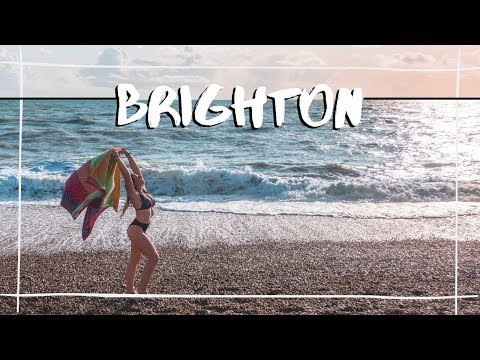 I couldn't believe you can do THIS in Brighton 🇬🇧England Travel Vlog