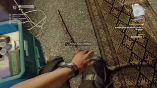 Kid rage on Dying light game play