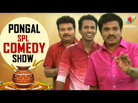 Madurai Muthu's Pongal Spl Comedy Show | Stand Up Jokes Collections | Daddy Enaku Oru Doubt