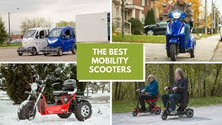 Best Power Mobility Scooter