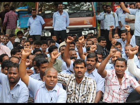 INDIA: 150 MILLION WORKERS ON STRIKE!