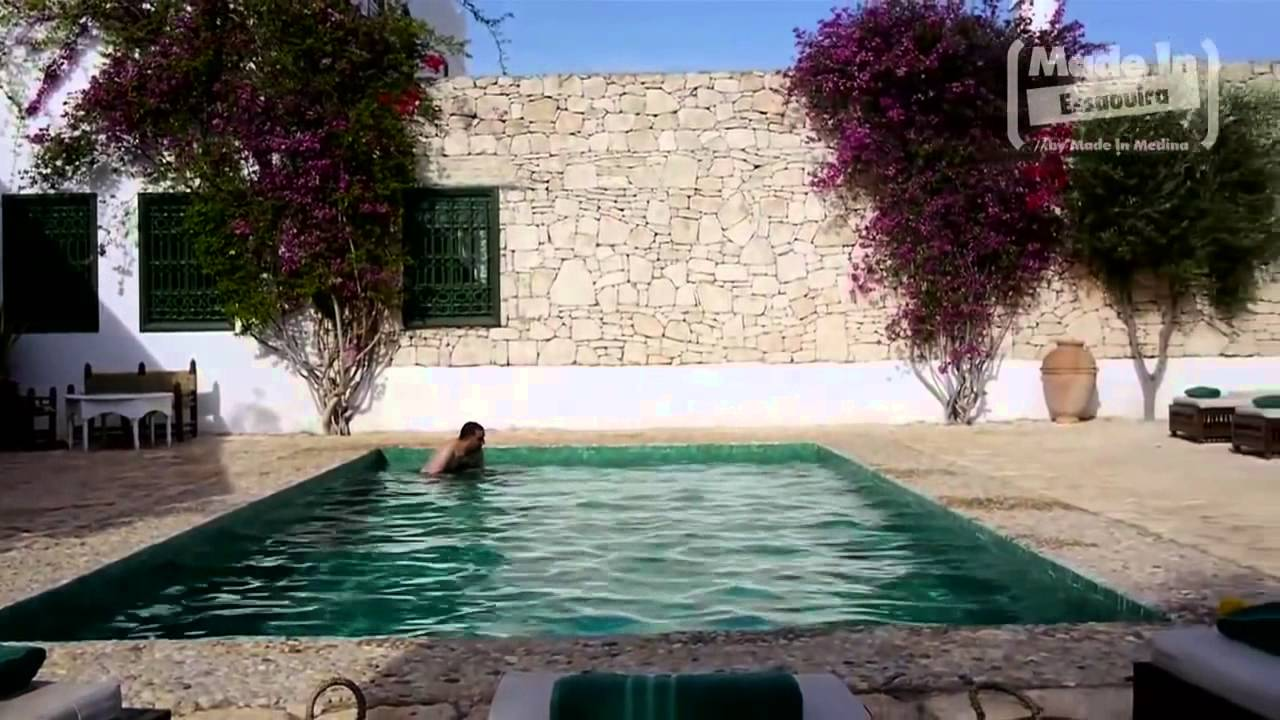 les jardins de villa maroc by made in essaouira youtube