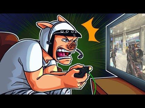 WILDCAT TRASH TALK!! - Black Ops 2 Funny Moments
