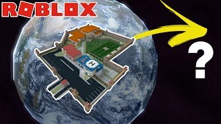 CAN I LEAVE THE JAILBREAK SPACE on ROBLOX?