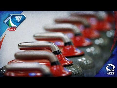 Russia v Czech Republic (Men) - World Junior-B Curling Championships 2017