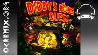OC ReMix #2245: Donkey Kong Country 2 'Monsoon in the Concrete Jungle' [Forest Interlude]
