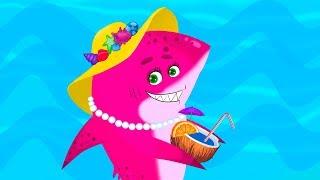 Baby Shark Dance Song for children on HeyHop Kids
